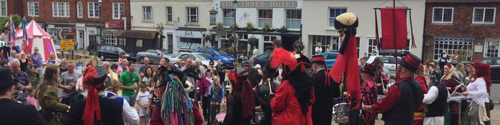 Abbey Hotel, Battle, Hastings